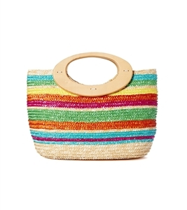 buy bulk straw handbags