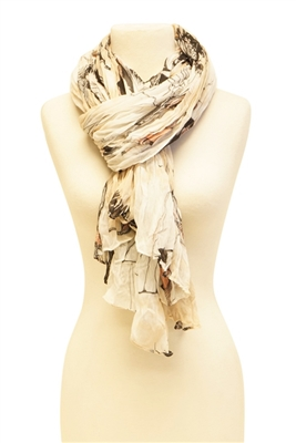 fashion scarves summer closeouts