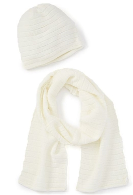 overstock scarves beanies set ladies