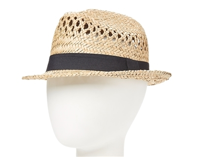 natural straw open weave fedora buy bulk sun hats